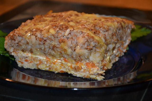 Запеканка из куриного фарша рецепты