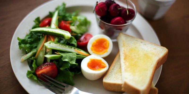 Полезный завтрак 2