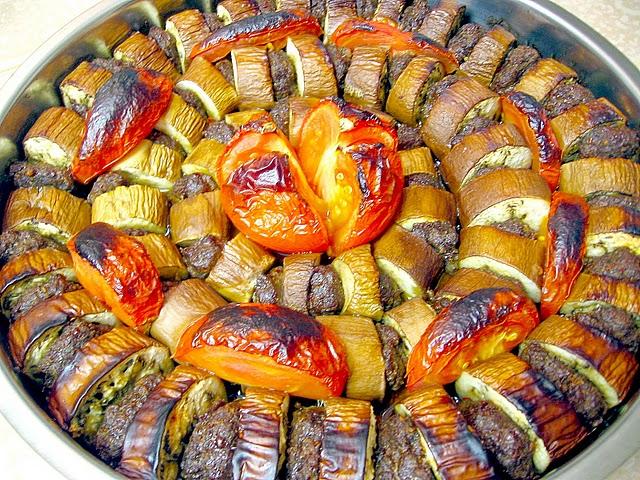 Баклажаны по-турецки