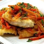 Вкуснейшая рыба под маринадом