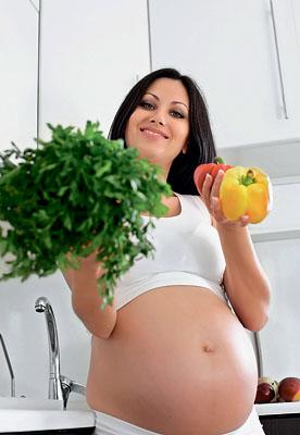петрушка для беременных