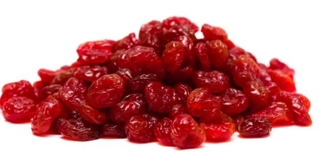 Сладкая сушёная вишня